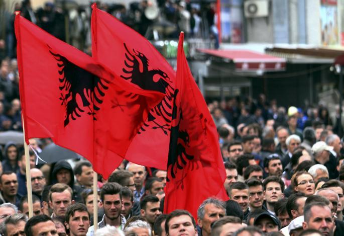 Image result for kosovo zastava
