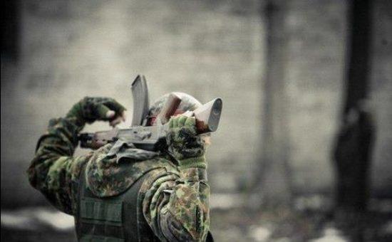 HVO Vojnik Soldier