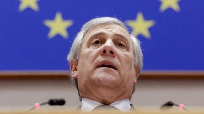 Tajani se ispričao, pročitajte što je napisao u isprici Tajani_0