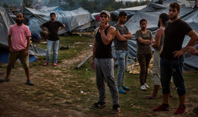 Šugom zaraženo 800 migranata, sve su agresivniji, nižu se incidenti 09b4a027702253a6bc37