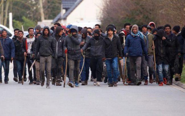 Šugom zaraženo 800 migranata, sve su agresivniji, nižu se incidenti Migranti-epa
