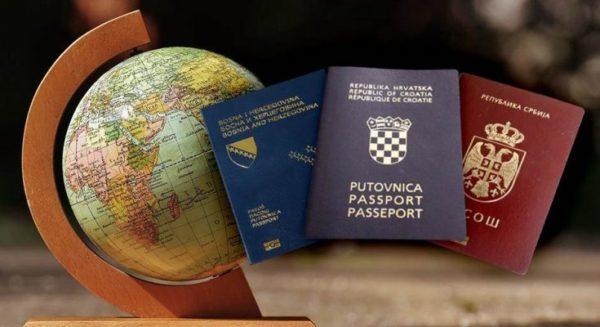 10 NAJMOĆNIJIH Putovnica Novog Zelanda br. 1 u svijetu, hrvatska na visokom 8. mjestu Pasosi-735x400-1
